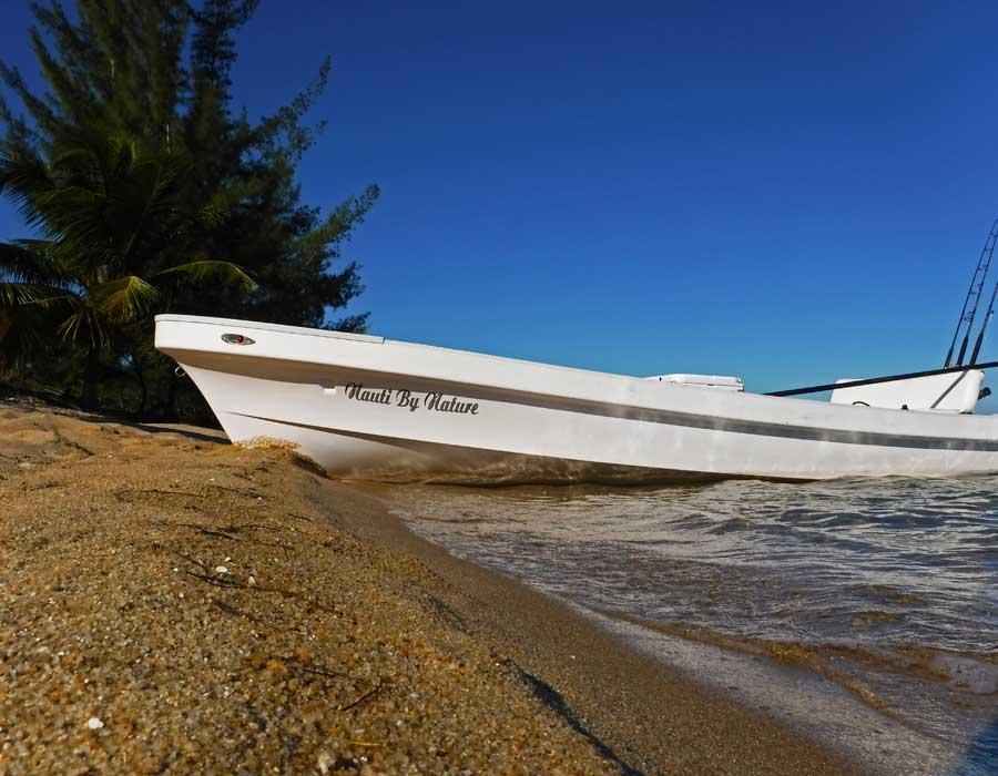 Nauti by Nature Boat