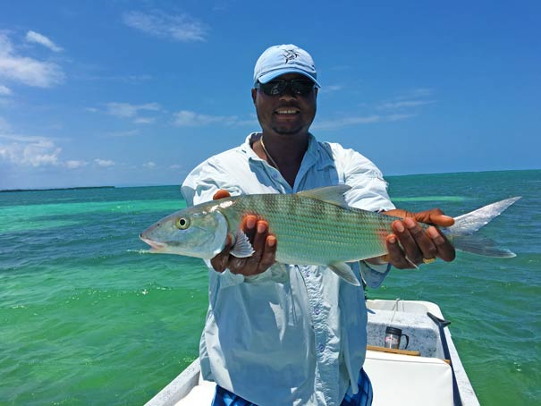 jermaine bonefish catch