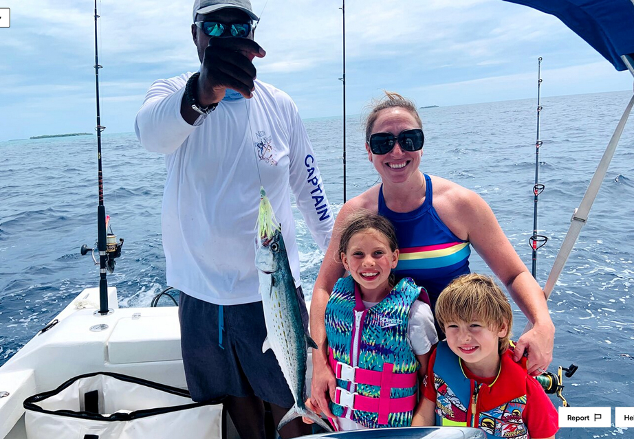 family fishing trip placencia rates